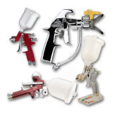 Пистолеты для покраски и аксессуары
