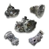 Части корпуса коробки переключения передач (КПП)