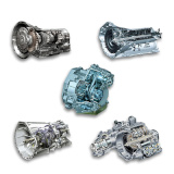 Компоненты автоматических коробок переключения передач (АКПП)