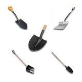 Лопаты и совки