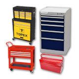 Инструментальные ящики и шкафы