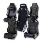 Спортивные и улучшенные сидения (RECARO)