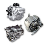 Двигатели в сборе