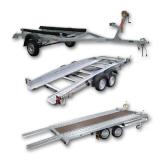 Платформы для перевозки грузов