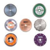 Диски, пилы и расходные материалы для электроинструмента