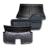 Внутренние элементы багажника