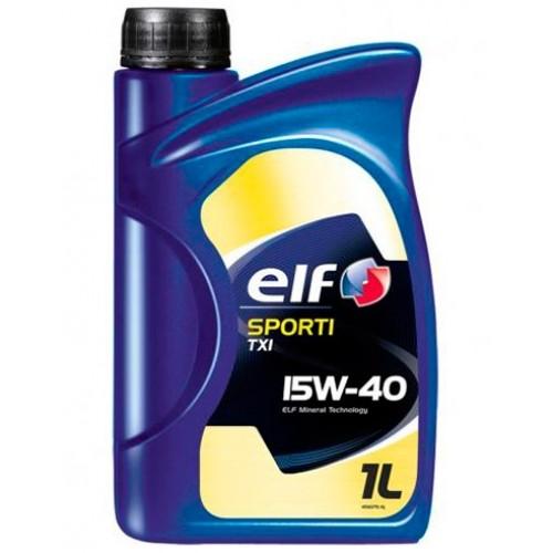 Масло моторное Elf Sporti Txi 15W-40, 1 л