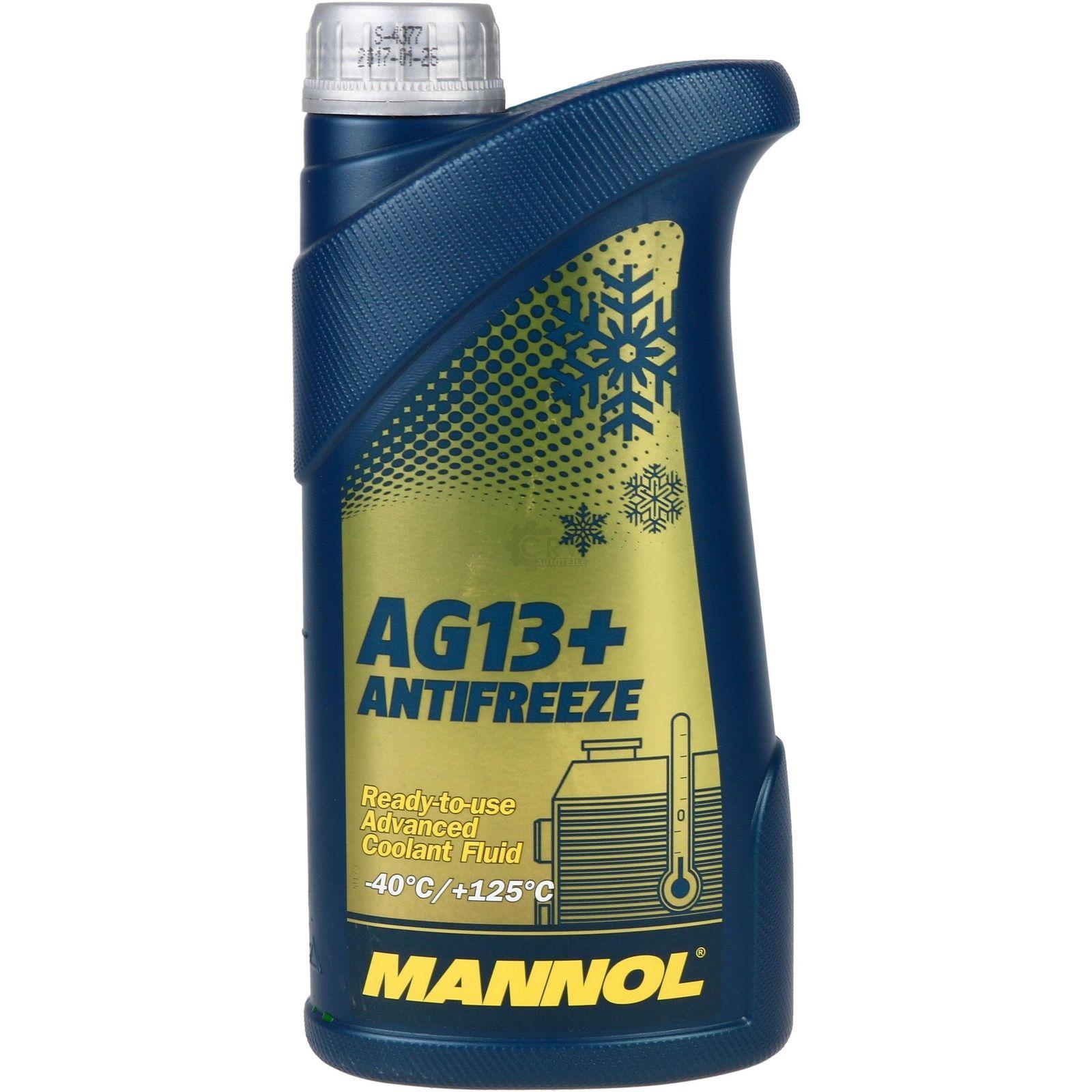 Антифриз ADVANCED ANTIFREEZE AG13+, -40°C, 1 л