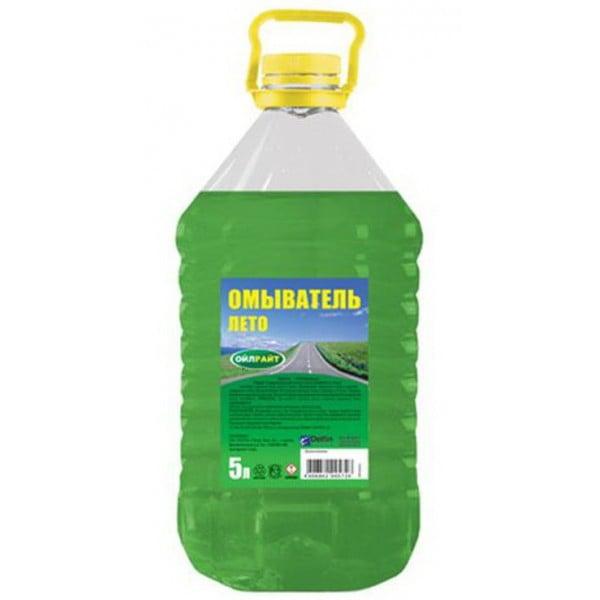 Жидкость омывателя стекла, летняя, 5 л
