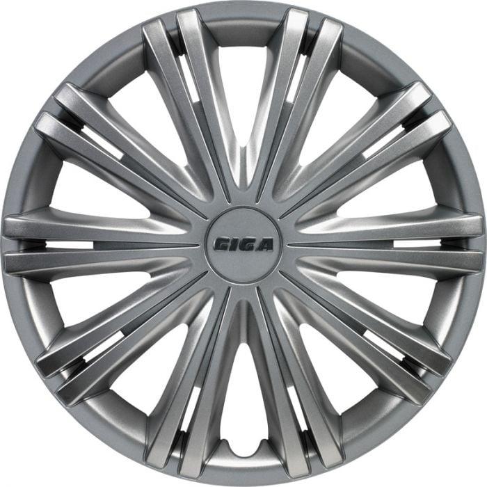 Колпаки стальных дисков колеса, 4шт. Elit DO GIGA15