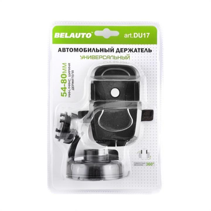 Автодержатель BELAUTO DU17 для мобильного телефона (54-80мм)