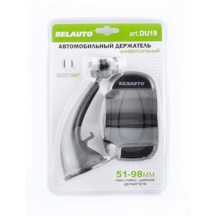 Автодержатель BELAUTO DU19 для телефона (51-98мм)