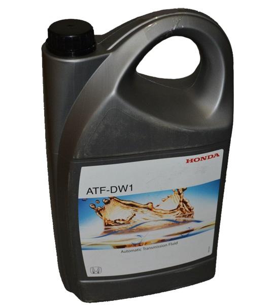 Масло трансмиссионное Honda ATF DW-1, 4 л