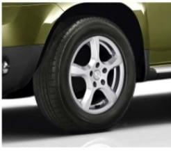 Диск колёсный легкосплавный Renault Stella 6.5x16 5x114.3 DIA 66.1 Silver Renault 77 11 430 395