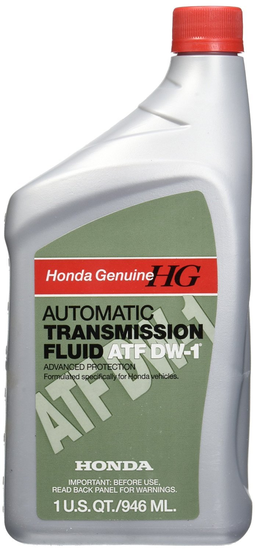 Масло трансмиссионное Honda ATF DW-1 Fluid, 1 л Honda 08200-9008