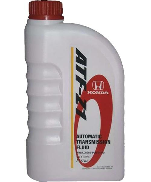 Масло трансмиссионное Honda ATF-Z1, 1 л