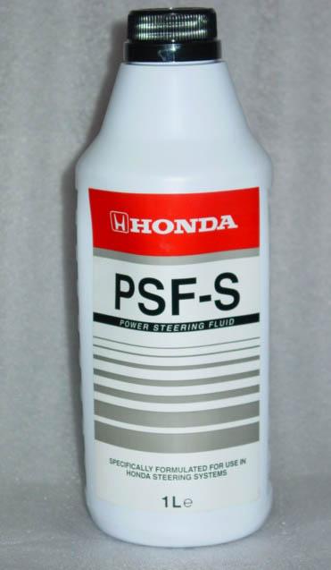 Масло гидравлическое Honda PSF-S, 1 л