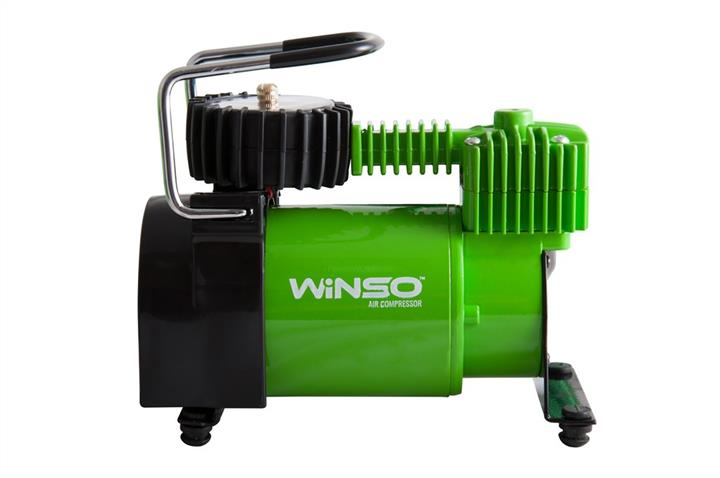 "Компрессор ""WINSO"" 7 Атм, 37 л/мин. 170Вт, кабель 3м., шланг 1м., АВТОСТОП Winso 124000 - фото 4"