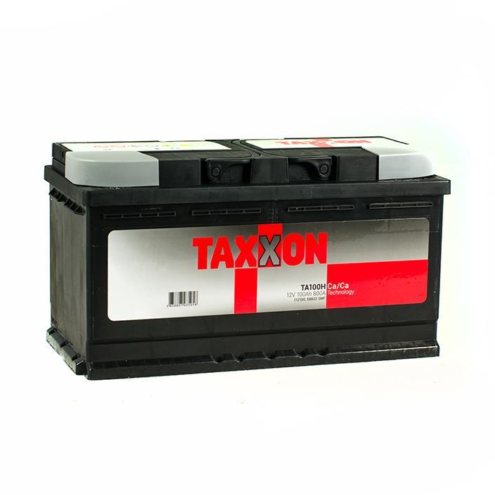Батарея аккумуляторная Taxxon 12В 100Ач 800A(EN) R+