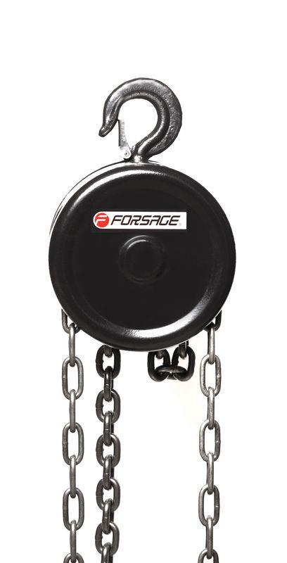 Лебедка механическая подвесная, 0.5т Forsage F-TR9005
