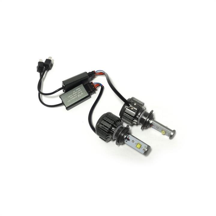 Лампы светодиодные комплект Sho-Me G1.1 H7 6000K Sho-Me SH G1.1 H7 6000K 30W