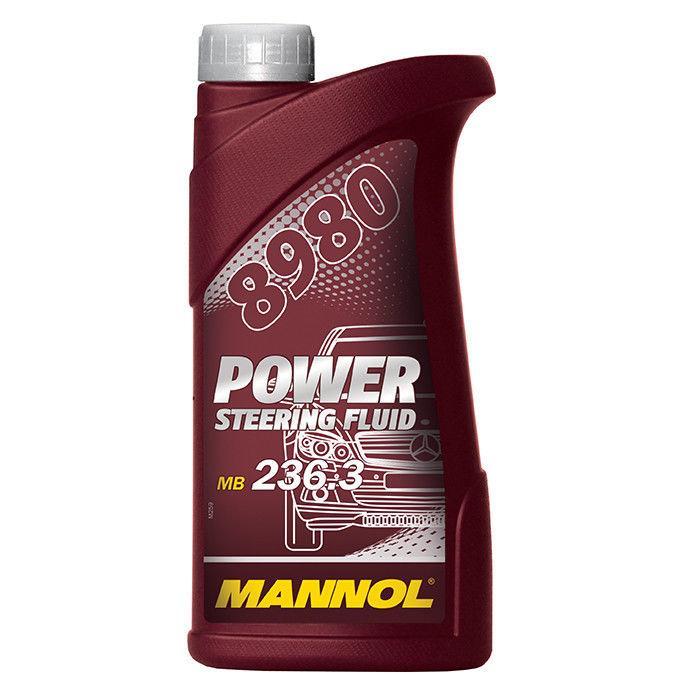 Масло гидравлическое Mannol PSF 8980, 0.5 л Mannol 4036021102863