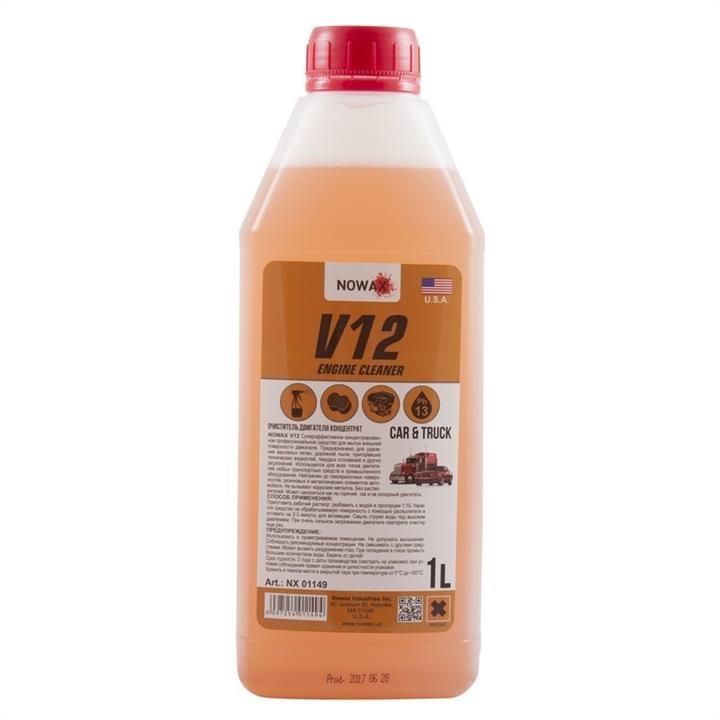 Очиститель поверхности двигателя V12 Engine Cleaner, 1 л