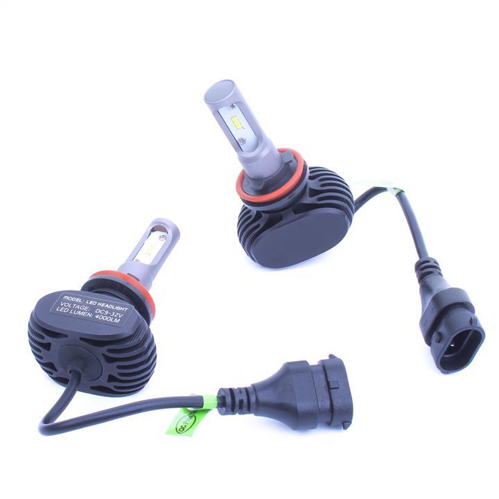 Лампы светодиодные комплект RS G8.1 H8 12V 25W 6000K (2 шт.)
