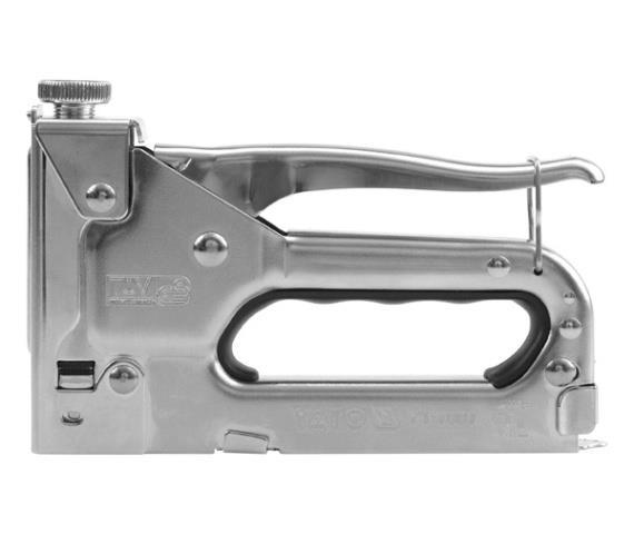 Степлер механический, для П-образных скоб - 4-14х11.2х0.7 мм