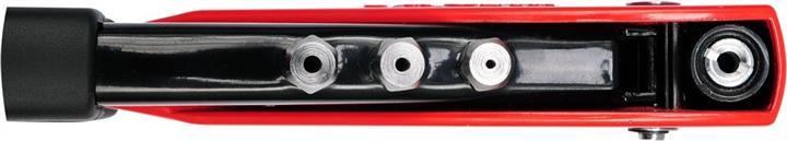 Заклепочник ручний для алюм. і стальних заклепок YATO, Ø= 2,4; 3,2; 4,0; 4,8 мм, l= 250 мм (6/24) Yato YT-36007 - фото 3
