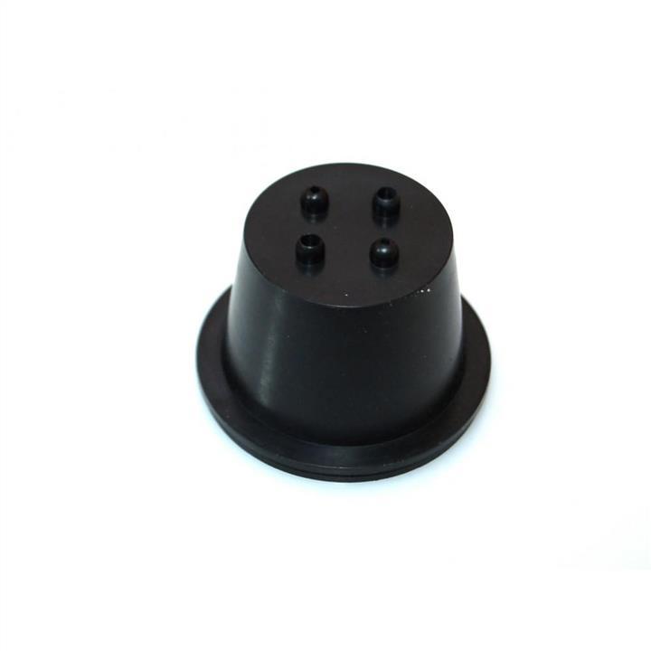 Крышка блока фары резиновая DUST COVER DC05 (53мм 4 отв)