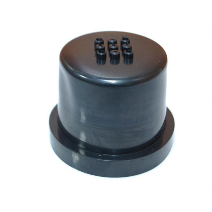 Крышка блока фары резиновая DUST COVER DC09 (75мм 9 отв) Baxster DC09