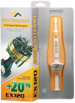 Ревитализант для дизельного двигателя Revitalizant EX120, 8 мл