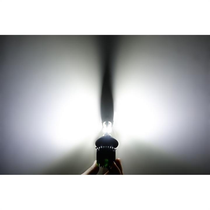 Лампы светодиодные комплект Carlamp Night Vision H4 12V 50W 5000K (2 шт.) Carlamp NVH4 - фото 9