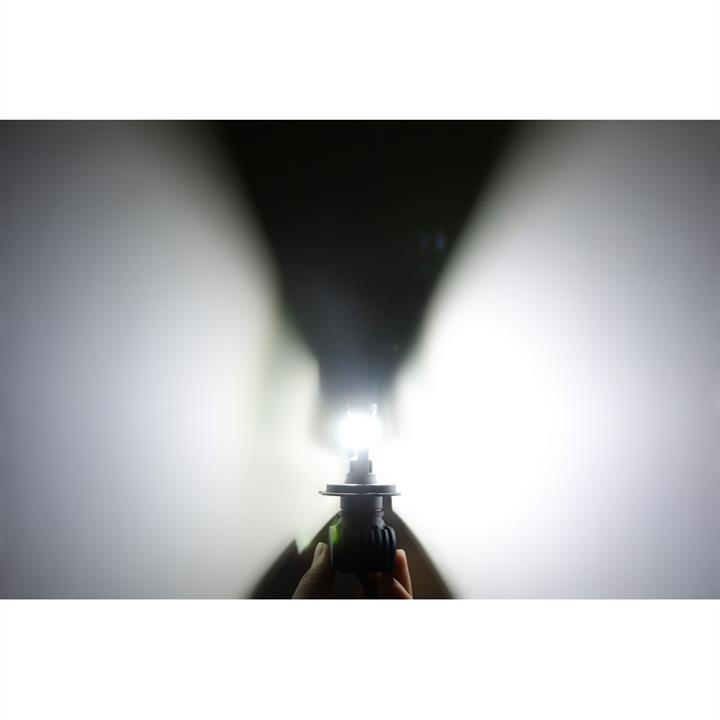 Лампы светодиодные комплект Carlamp Night Vision H4 12V 50W 5000K (2 шт.) Carlamp NVH4 - фото 7