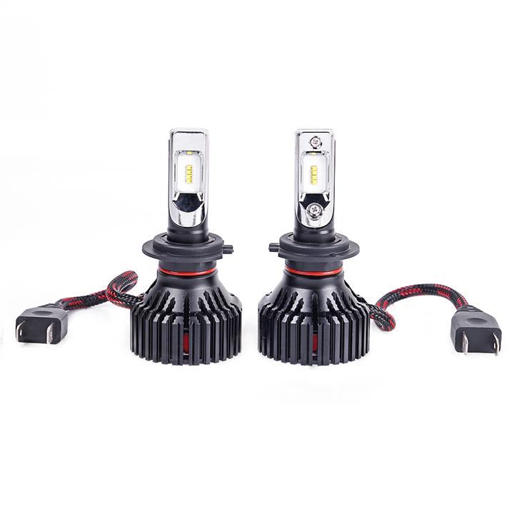 Лампы светодиодные комплект Carlamp Smart Vision H7 12V 30W 6500K (2 шт.) Carlamp SM7 - фото 7