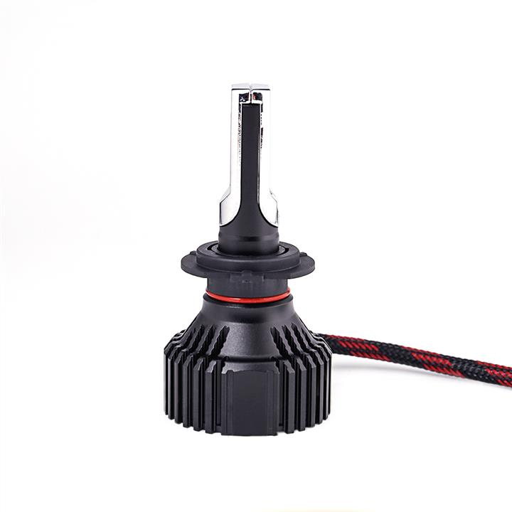 Лампы светодиодные комплект Carlamp Smart Vision H7 12V 30W 6500K (2 шт.) Carlamp SM7 - фото 12