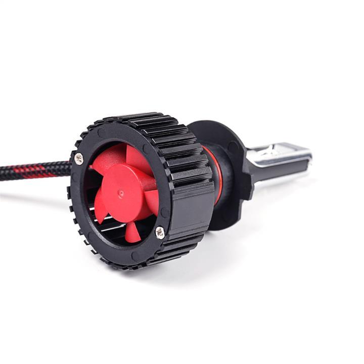 Лампы светодиодные комплект Carlamp Smart Vision H7 12V 30W 6500K (2 шт.) Carlamp SM7 - фото 5