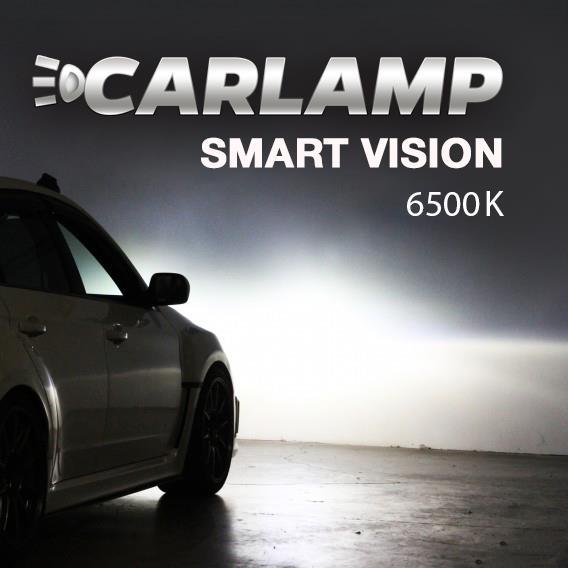 Лампы светодиодные комплект Carlamp Smart Vision H7 12V 30W 6500K (2 шт.) Carlamp SM7 - фото 15