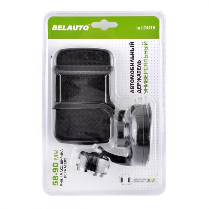 Автодержатель BELAUTO DU15 для GPS и телефона (58-90мм)