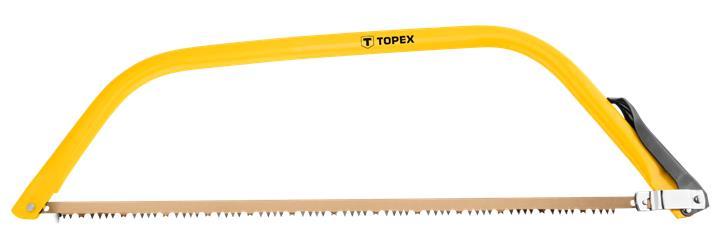 Пила TOPEX лучковая 610 мм