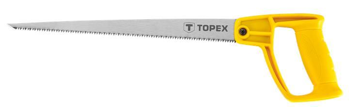 Пила TOPEX для отверстий, 300 мм, 9TPI TOPEX 10A723