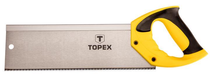 Пила TOPEX для стуслом 300 мм, 9TPI