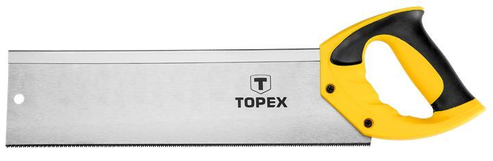 Пила TOPEX для стуслом 350 мм, 13TPI