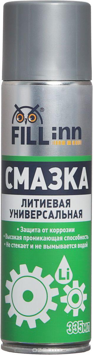 Смазка универсальная литиевая (аэрозоль), 335 мл