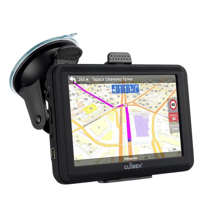 Автомобильный GPS навигатор GLOBEX GE-520 (Navitel)