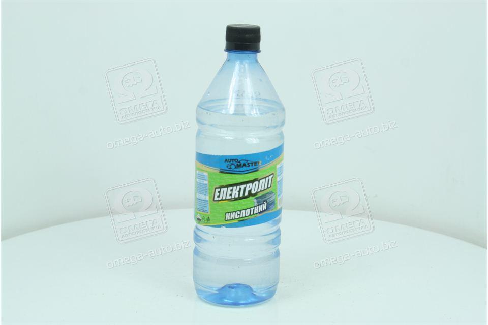 Электролит кислотный, 0,9 л Auto Master 4837617505