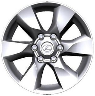 Диск Колесный Легкосплавный Lexus (GX 460) 7.5x18 6x139.7 Toyota PZ49Q-J8670-ZQ
