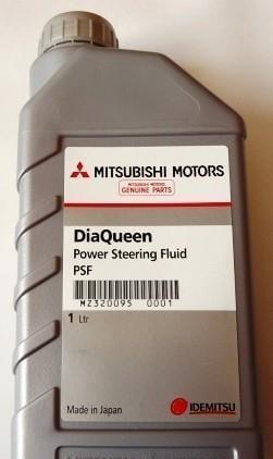 Масло гидравлическое Mitsubishi Dia Queen PSF, 1 л Mitsubishi 4039645