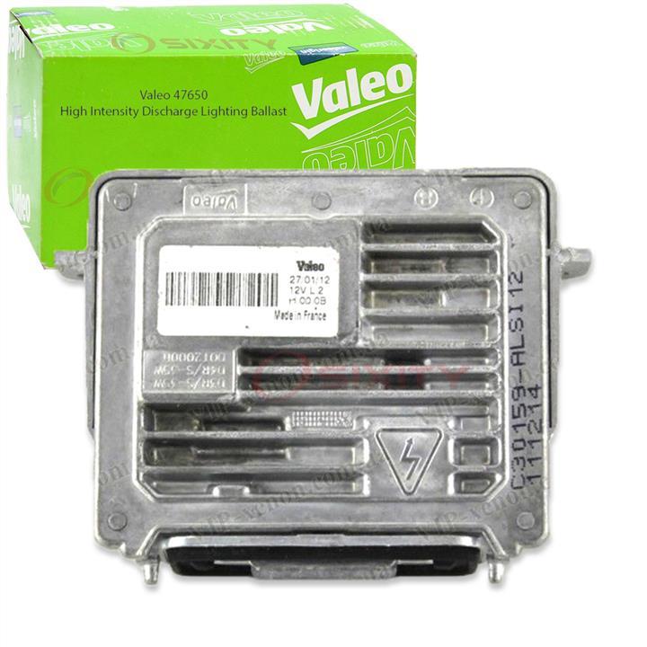 Предвключенный прибор, газоразрядная лампа Valeo 047650